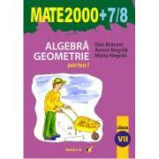 Algebra. Geometrie. Clasa a VII-a. Partea I. Anul scolar 2007-2008