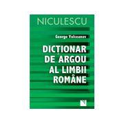 Dictionar de argou al limbii romane