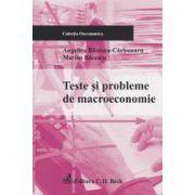 Teste si probleme de macroeconomie