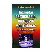 Îndreptar ortografic, ortoepic şi morfologic al limbii române
