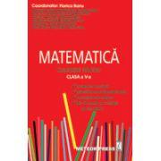 Culegere de matematica - clasa a V-a
