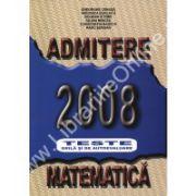 Admitere Ase 2008. Matematica teste grila si de autoevaluare