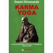 Karma Yoga - calea comuniunii spontane cu Dumnezeu prin acţiune