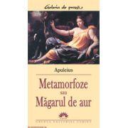 METAMORFOZE SAU MAGARUL DE AUR