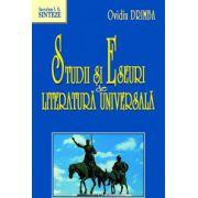 Studii şi eseuri de literatură universală
