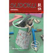 SUDOKU original japonez. Probleme numerice distractive pentru pasionati, de la inventatorii japonezi.