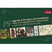 19 legende si istorioare din Transilvania