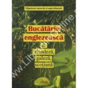 Bucatarie englezeasca & irlandeza, galeza, scotiana