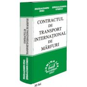 Contractul de transport international de marfuri