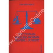 Dictionar englez-roman pentru juristi