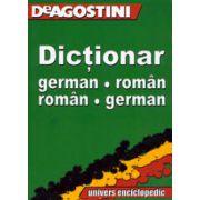 Dictionar German - Roman, Roman - German