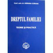 Dreptul familiei.Teorie si practica
