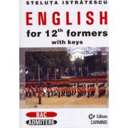 English for 12th Formers with Keys