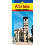 Harta rutieră Alba Iulia