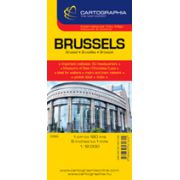 Hartă rutieră Brussel