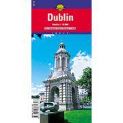 Hartă rutieră Dublin