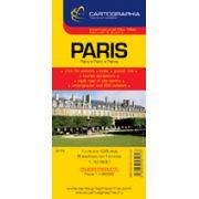 Hartă rutieră Paris