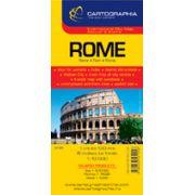 Hartă rutieră Roma