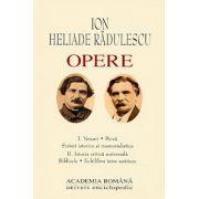 Opere. Volumul I + II - I. H. RADULESCU