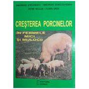 Cresterea porcinelor in ferme mici si mijlocii