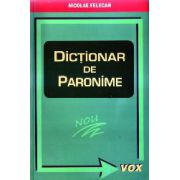 Dictionar de Paronime