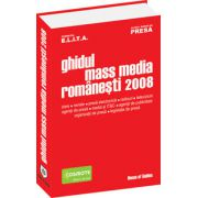 Ghidul mass media romanesti 2008