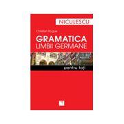 Gramatica limbii germane pentru toti