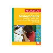 Matematică. Exerciţii, probleme, teste iniţiale, curente şi finale. Clasa a IV-a