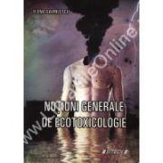 NOTIUNI GENERALE DE ECOTOXICOLOGIE