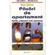Pasari de apartament (Doris Quinten)