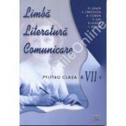Limba. Literatura. Comunicare pentru clasa a VII-a