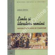 Limba si literatura romana. Manual pentru anul de completare