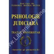 PSIHOLOGIE JUDICIARA. TRATAT UNIVERSITAR