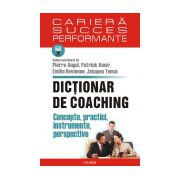 Dictionar de coaching