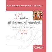LIMBA SI LITERATURA ROMANA - Clasa a XII-a- Iancu