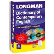 Dictionary of Contemporary English 4th Edition 2005 Update Paper&2 CD-Roms