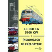 LE 060 EA 5100 KW - Indrumator de exploatare