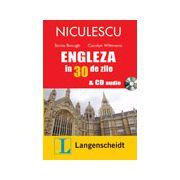 Engleza in 30 de zile & CD audio