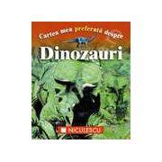 Cartea mea preferată despre DINOZAURI