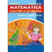 Culegere de matematica pentru clasele III-IV