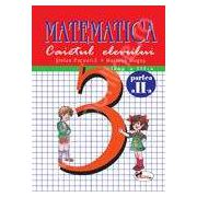 Matematica. Caietul elevului pentru clasa a III-a. Partea a II-a - Stefan Pacearca