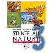 Stiinte ale naturii. Caietul elevului pentru clasa III-a - Tudora Pitila