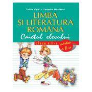Limba si literatura romana. Caietul elevului clasa a II-a. Partea a II-a - Pitila Tudora