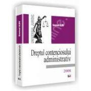Dreptul contenciosului administrativ
