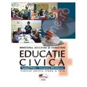 Educatie civica. Manual pentru clasa a IV-a - Pitila