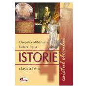 Istorie. Caietul elevului pentru clasa a IV-a - Pitila