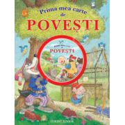 PRIMA MEA CARTE DE POVESTI cu CD inclus