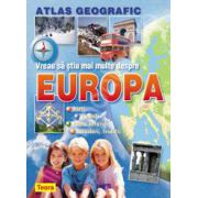 Vreau sa stiu mai multe despre Europa