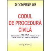 Codul de procedura civila. Editia a II-a