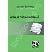 Codul de procedura fiscala. Editia a V-a.